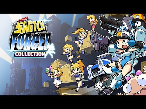 Mighty Switch Force! Collection Official Launch Trailer thumbnail