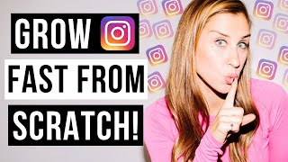 HOW TO START A BUSINESS INSTAGRAM FROM SCRATCH