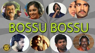 Thottal Thodarum - Boss'u Boss'u Song Making Video