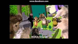 Over the hedge 2006 behind the scenes