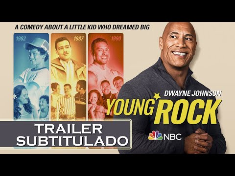 Trailer Young Rock