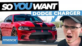 So You Want a Dodge Charger
