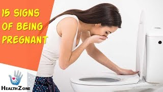 15 signs of being pregnant