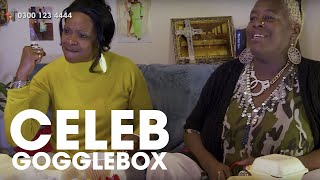 Celeb Gogglebox On Andrea From X Factor | Stand Up To Cancer
