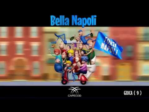 Bella Napoli (IT) - Slot Machine Capecod Gaming