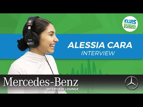 Alessia Cara on Releasing 'The Pains of Growing' | Elvis Duran Show
