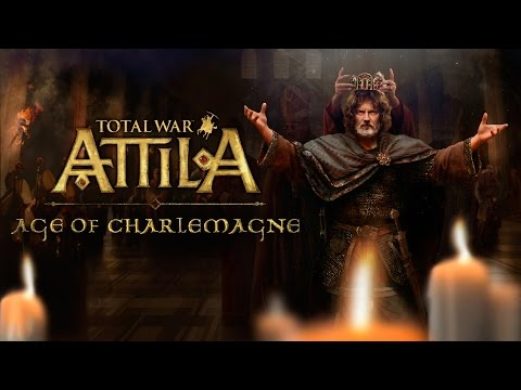 Total War: ATTILA - Age of Charlemagne Campaign Pack Key Steam RU/CIS - video trailer