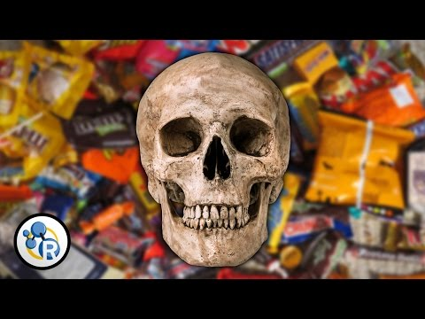 Use This Formula To Figure Out How Many Lollies It Would Take To Kill You