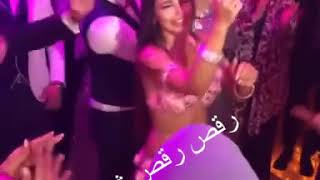 رقص فاجر من رقصه دلع على الشباب فى الحفله نارررررررررررررررر