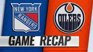Draisaitl Nets OT Winner As Oilers Top Rangers
