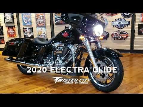 2020 Harley-Davidson® Electra Glide® Standard : FLHT