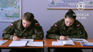 Officer class: Poland's military university