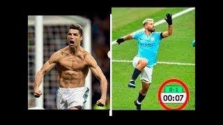 deportes los goles más rápidos