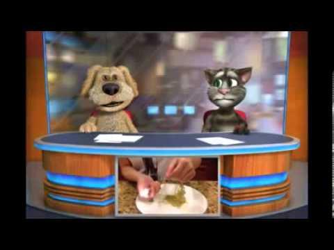 Thời Sự Chó&Mèo - Số 6 - Bão Giá - Thực Phẩm - Xăng Chưa Giảm - Tiến Minh A4