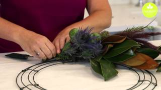 Inspired Floral Design With Beth OReilly: Fall Wreaths
