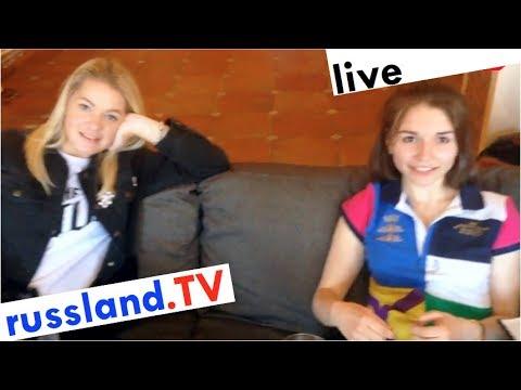 Dezember: Anna, Ariana & Julia live-interaktiv in Deutschland [mit Video-Classics]