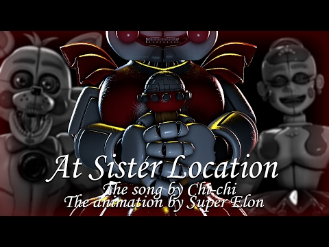 Steam Community Video Fnaf Sfm At Sister Location By Chi