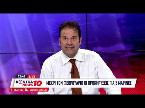 Ανέστης Ντόκας - Επιχειρηματικά Νέα στο Kontra News 16/1/2020