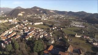 preview picture of video 'Drone piazzale pertini e stanze'
