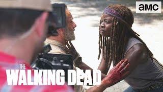 "(SPOILERS) ""Rick Grimes' Last Stunt"" Making Of Ep. 905 BTS   The Walking Dead"