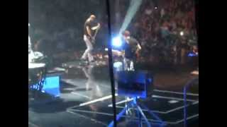 MUSE Stockholm Syndrome **w/EXTENDED OUTRO** LIVE Staples Center (DAY 2) Los Angeles September 2010