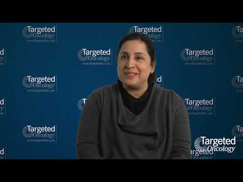 A 56 Year Old Female With Recurrent Ovarian Cancer Targeted Oncology Immunotherapy Biomarkers And Cancer Pathways