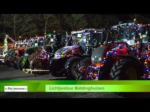 VIDEO | Lichtjestour bij derde editie uitgegroeid tot evenement van formaat