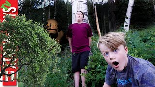 Crazy Forest Goblin Chase! Sneak Attack Squad Monster Attack!