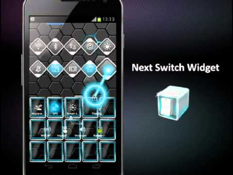 Vídeo do Drock Next Launcher 3D Theme