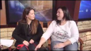 Зачарованные, Holly on KVUE News Austin with Olive, Pet of the Week