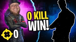 WE LOST TO A PLAYER WITH 0 KILLS... W NINJA, DRLUPO & JORDAN FISHER   Fortnite Battle Royale