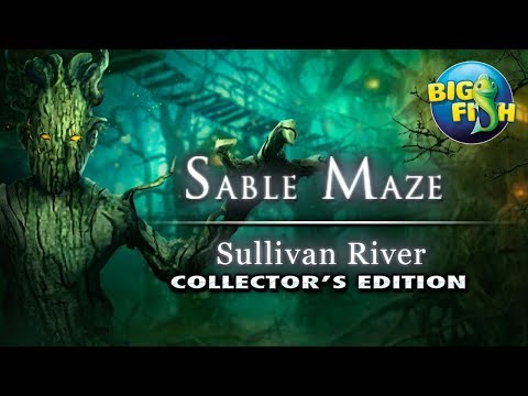 Sable Maze: Sullivan River Collector's Edition Gameplay Walkthrough NO COMMENTARY