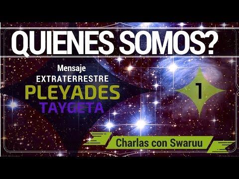 Mensaje Extraterrestre de Taygeta (Pleyades): Quienes Somos? (1)