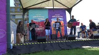 """Video Sousedi - píseň """"CESTA"""" - festival KOMPOT 2018"""