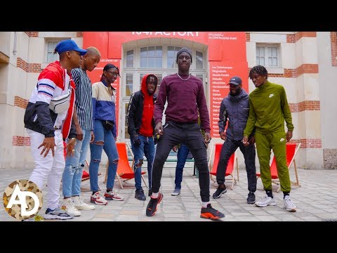 Afro Dance Cypher #7: Dj Malvado – Baile de Favela (Afro Remix) ft. Homeboyz