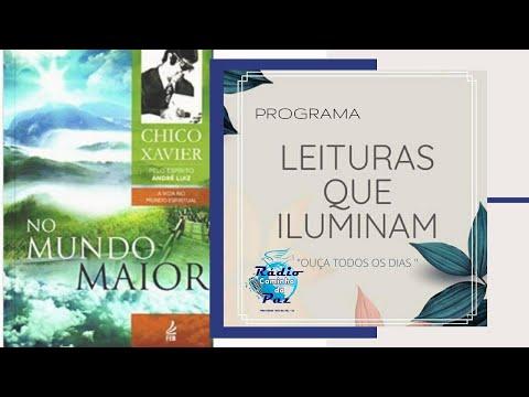 Resenha do livro NO MUNDO MAIOR - Leituras que Iluminam