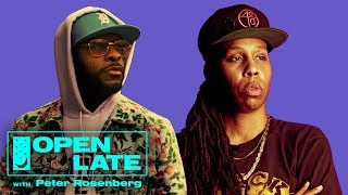 Open Late with Peter Rosenberg - Lena Waithe, Royce Da 5'9