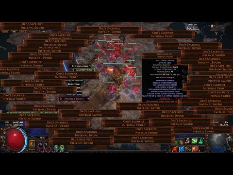 Path of Exile 3.8 Animate Guardian / Chains of Command / The Shaper's Realm