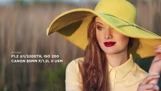 Golden Hour Fashion Portraits
