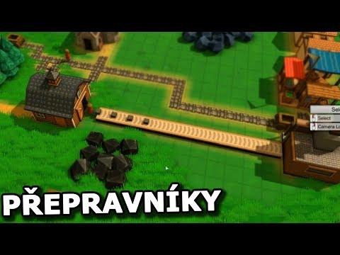 Tak teď už to půjde úplně samo!  - Factory Town #3