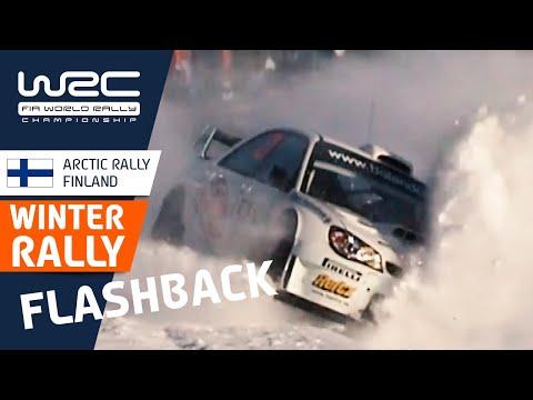 雪上ラリーってこんなにも面白い!WRCの歴史の中からおすすめのスノーラリーシーンを集めたダイジェスト動画