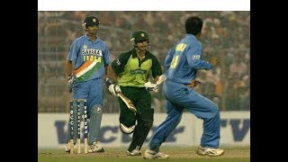 India vs Pakistan BCCI Platinum Jubilee Match 2004 Highlights | Eden Gardens, Kolkata