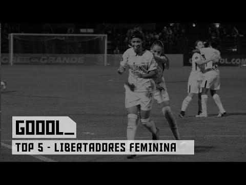 Libertadores Feminina - Top 5 gols do Corinthians/Audax