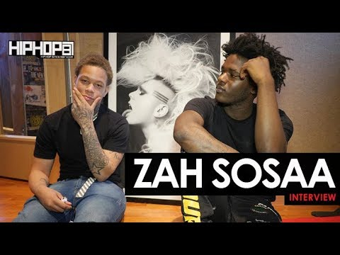 """Zah Sosaa """"Already Paid"""" Interview with HipHopSince1987"""