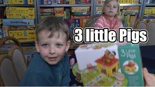 3 little Pigs (Goula) - ab 2 Jahre .... und schon wieder spielen das unsere Kinder!