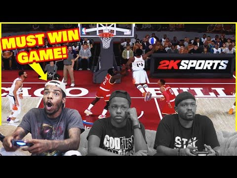 The Most Important Game Of The Series! Can Juice Tie Things Up?? - MyTeam Battles Ep.18