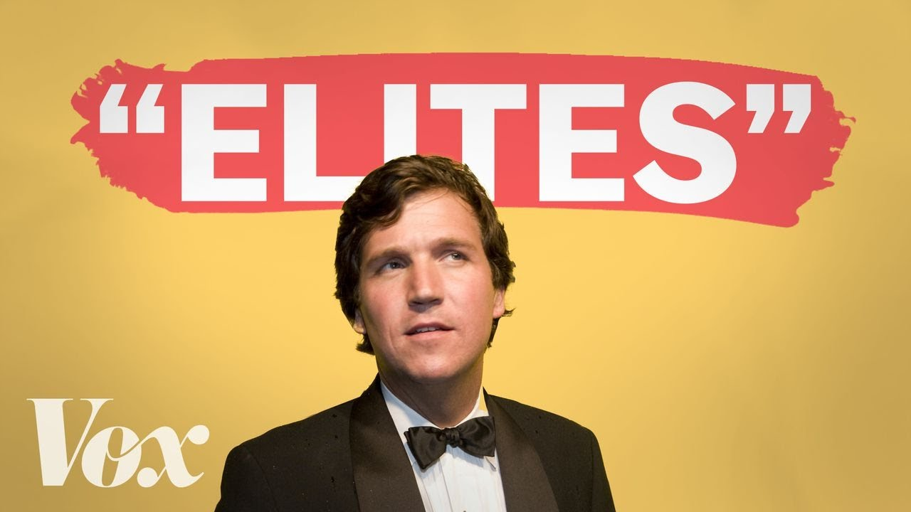 Why Tucker Carlson pretends to hate elites thumbnail