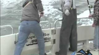 Chesapeake Bay Fishing Action #9