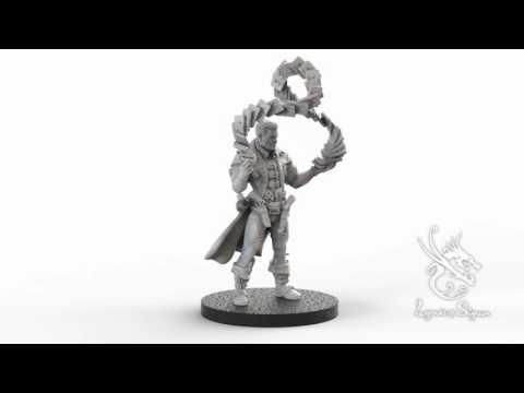 Reez, The XII Arcane  3D