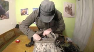 Eberlestock Jagdrucksack einpacken